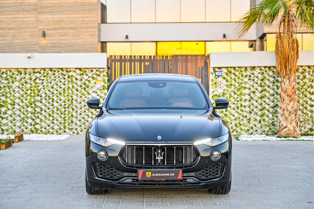 buy used Maserati Levante S without downpayment