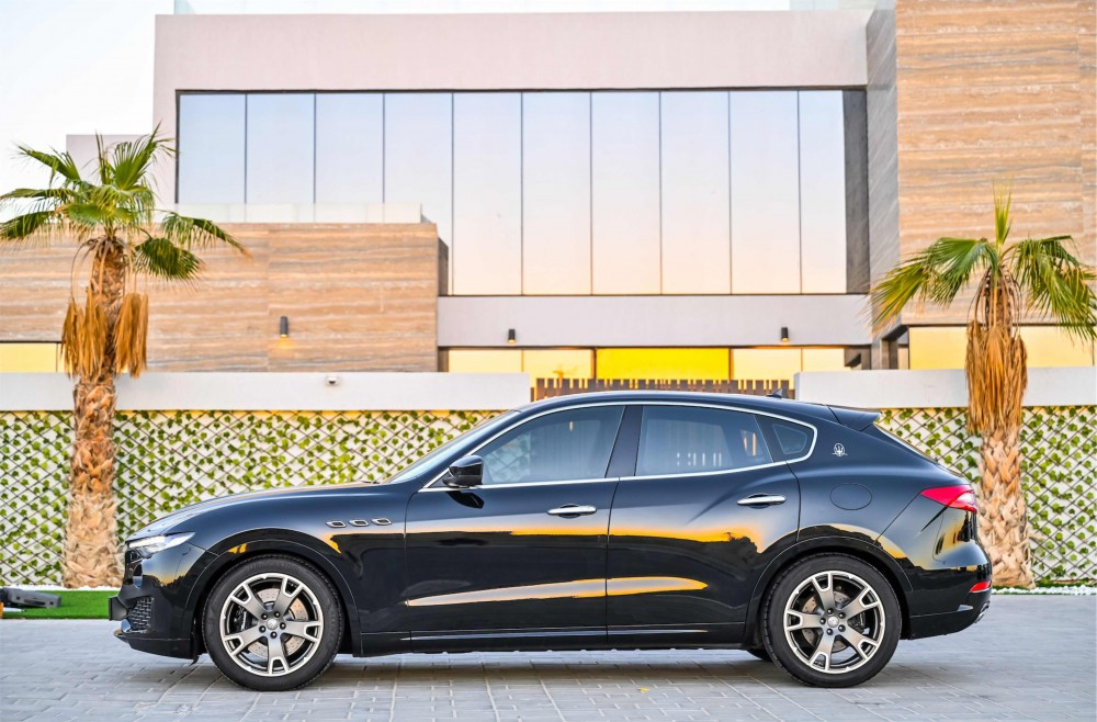 buy second hand Maserati Levante S without downpayment