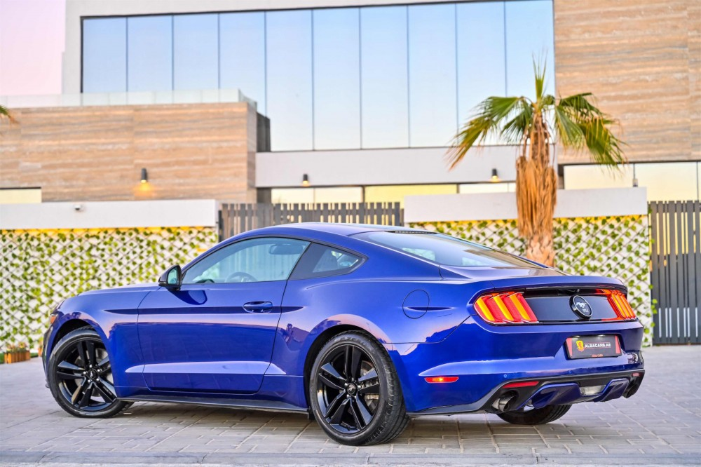 buy used Ford Mustang Ecoboost 2.3L without downpayment
