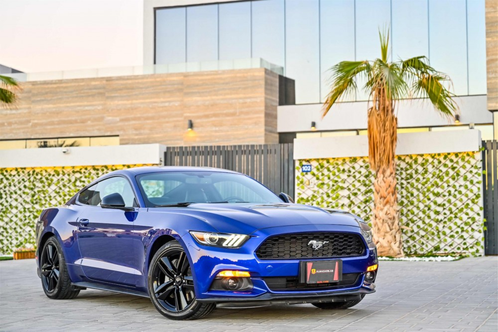 buy certified Ford Mustang Ecoboost 2.3L without downpayment