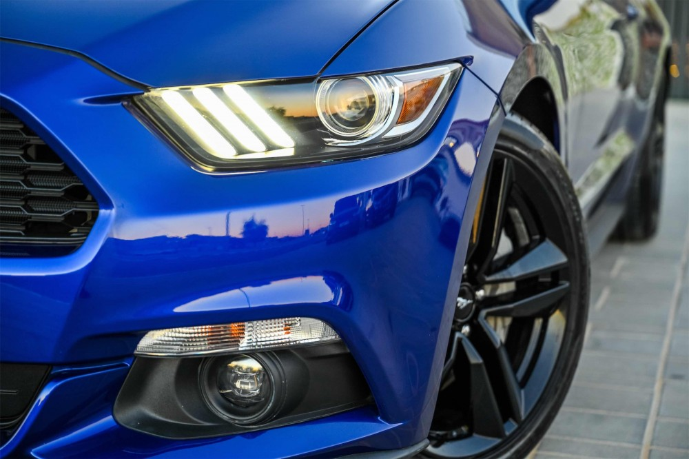 buy certified Ford Mustang Ecoboost 2.3L with warranty