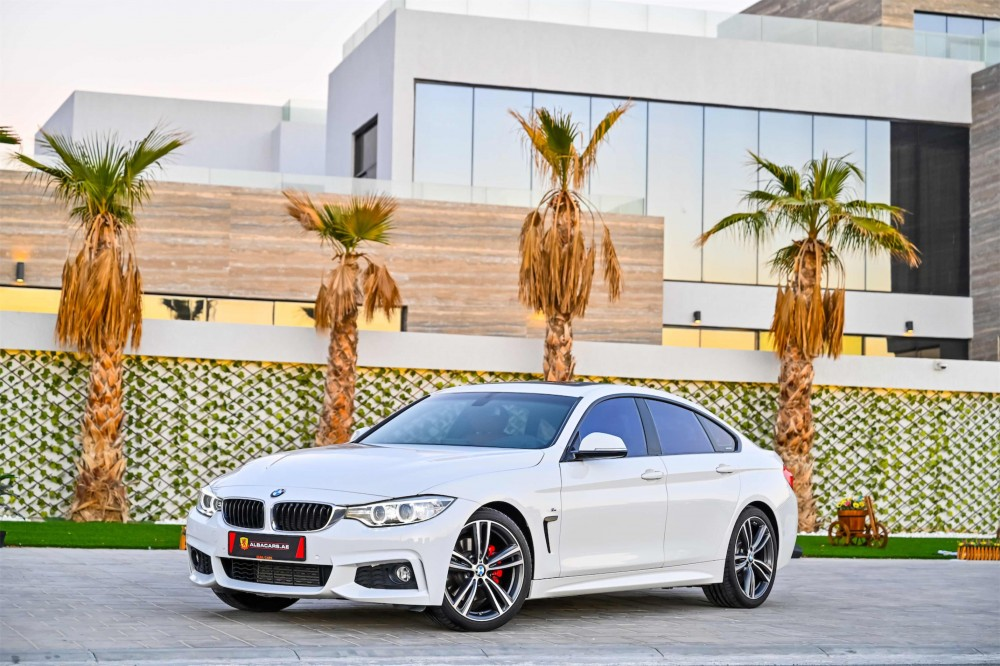 buy used BMW 428i M-Sport in UAE
