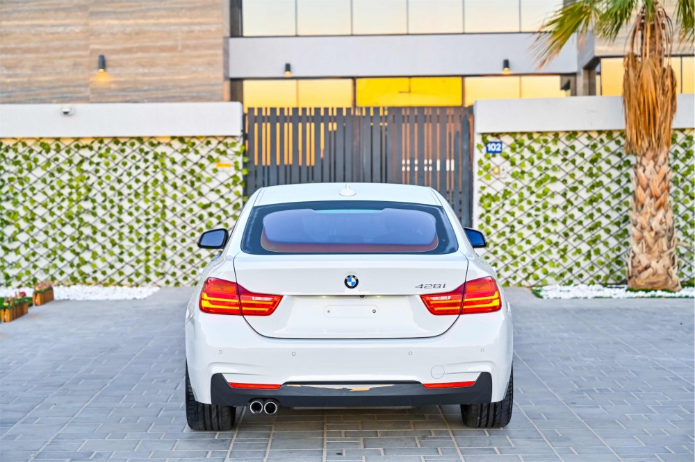 buy pre-owned BMW 428i M-Sport in UAE