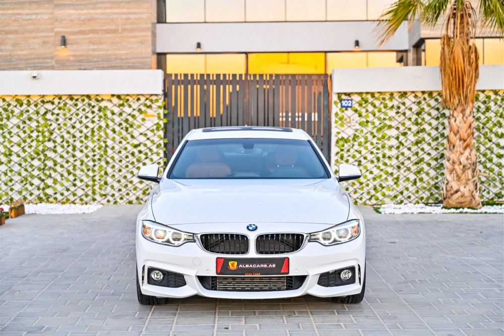 buy approved BMW 428i M-Sport with warranty