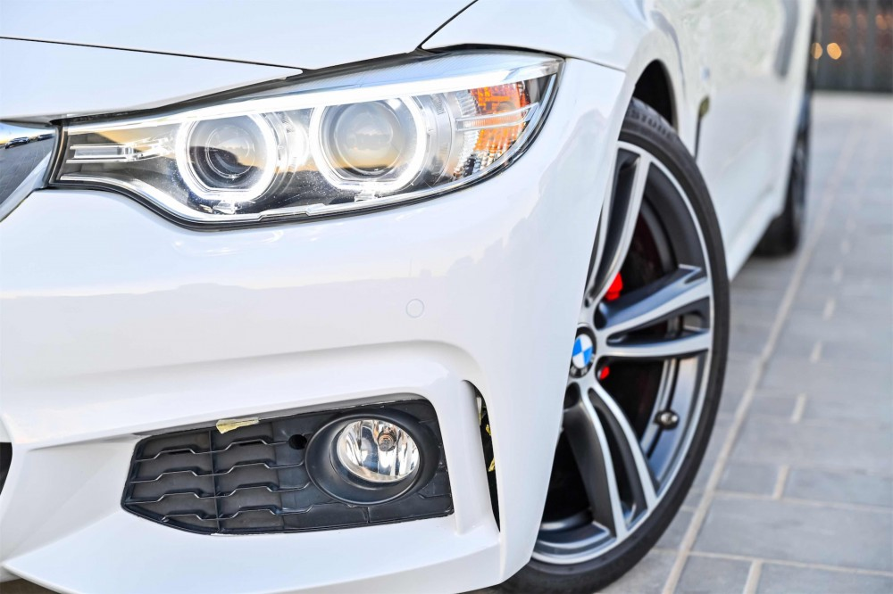 buy second hand BMW 428i M-Sport without downpayment