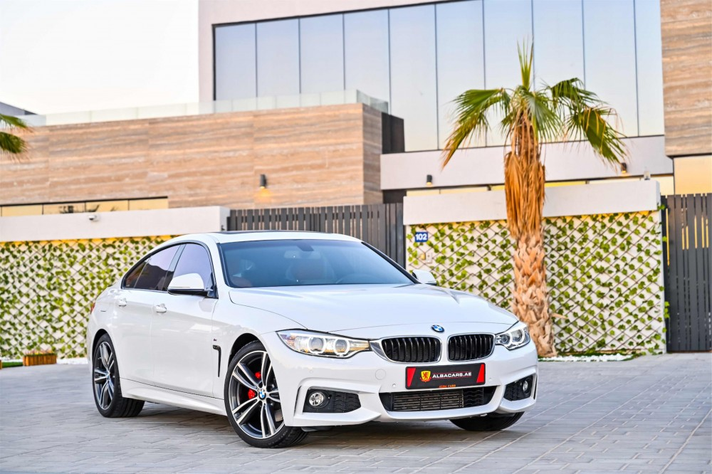 buy used BMW 428i M-Sport with warranty