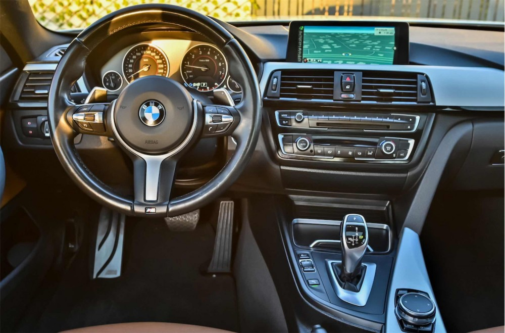 buy slightly used BMW 428i M-Sport in UAE