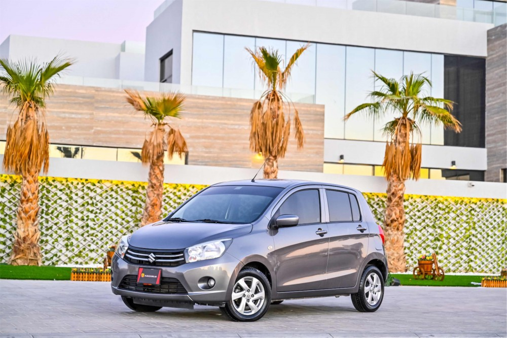 buy certified Suzuki Celerio in Dubai