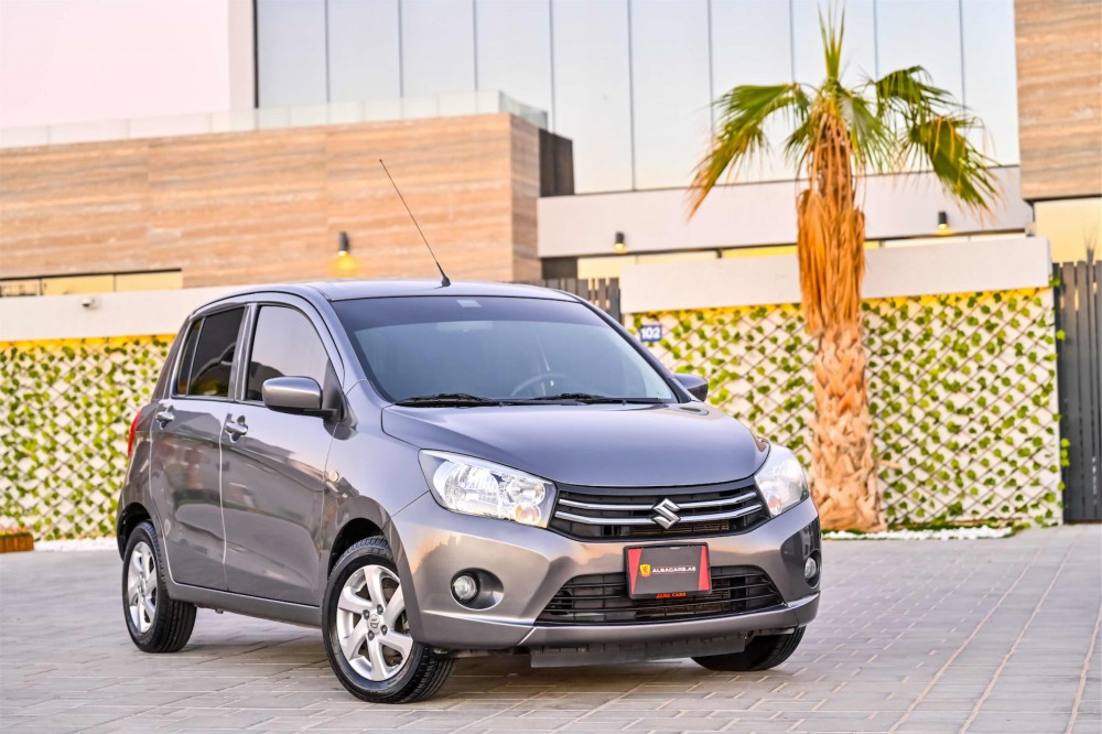 buy approved Suzuki Celerio in UAE