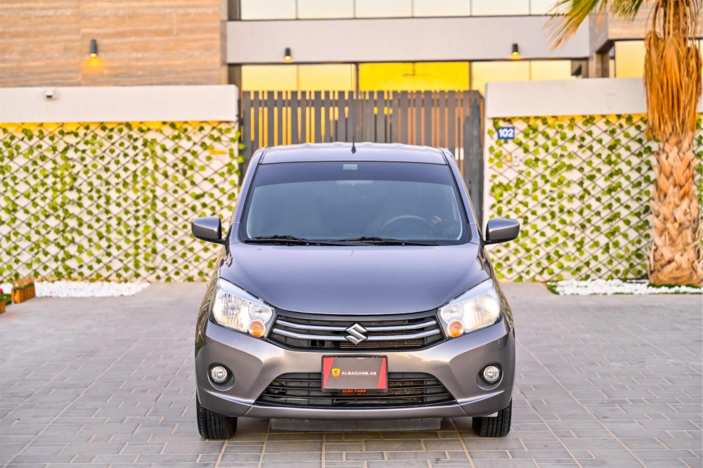 buy used Suzuki Celerio in UAE