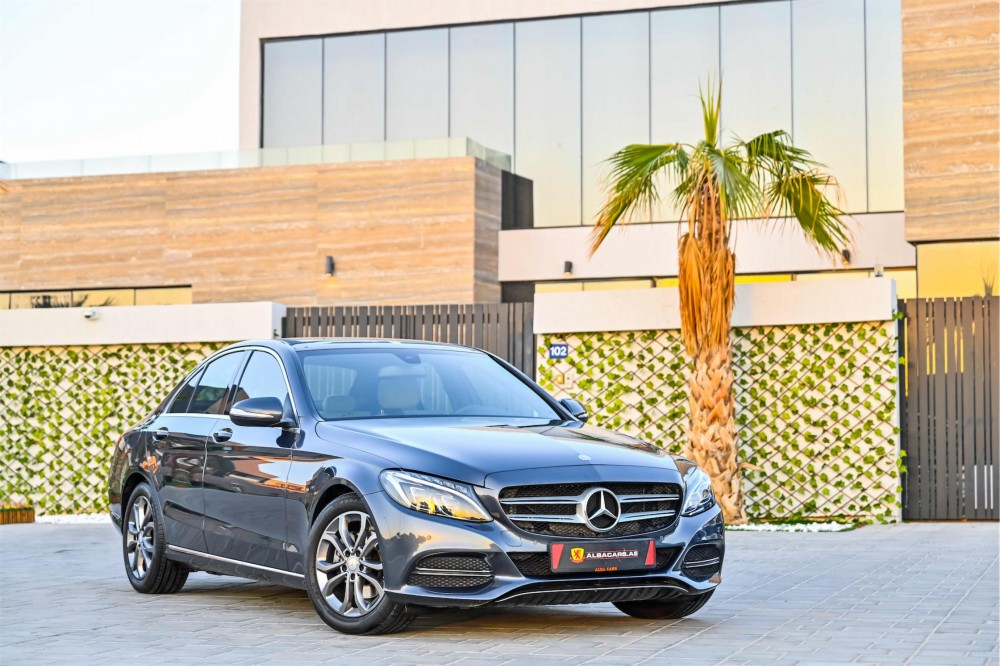 buy pre-owned Mercedes C200 without downpayment