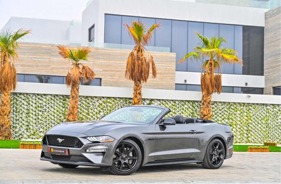 Ford Mustang GT 5.0L V8