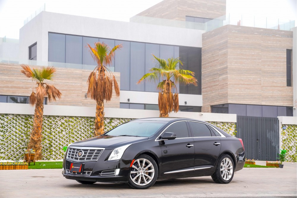 buy certified Cadillac XTS without downpayment