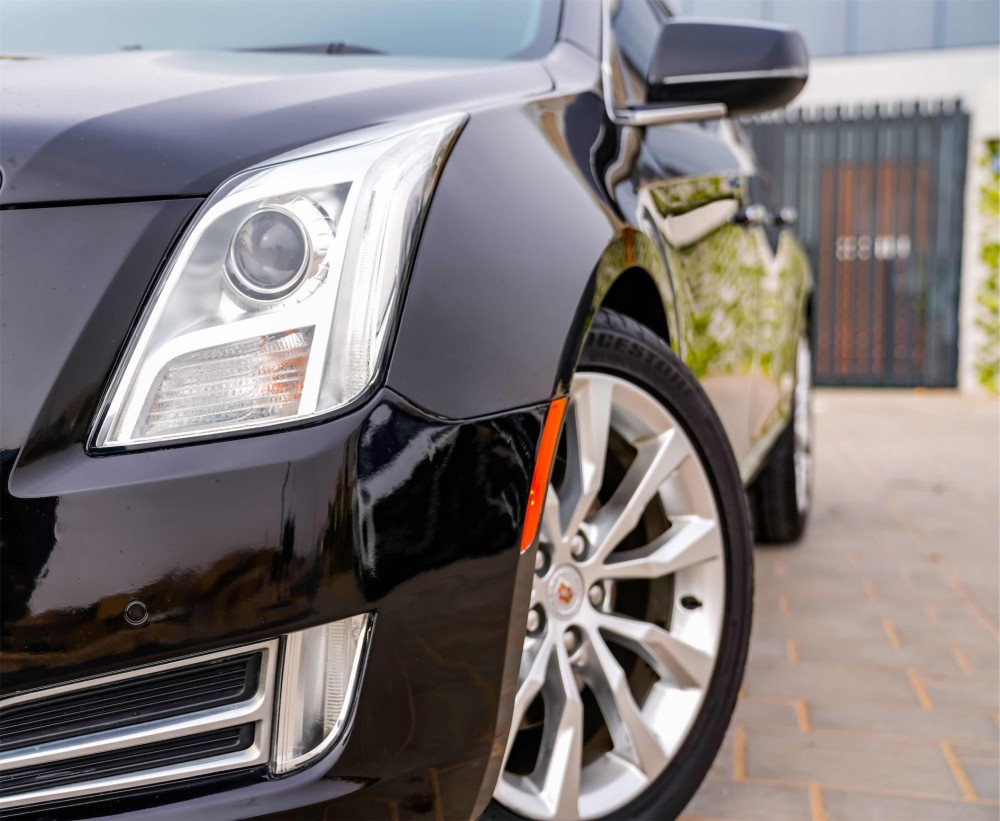 buy slightly used Cadillac XTS without downpayment