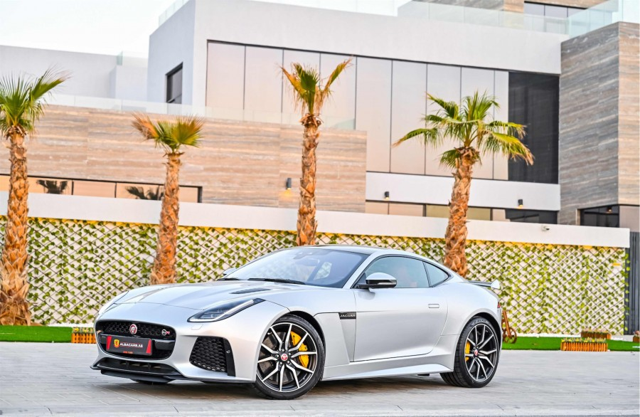 BRAND NEW Jaguar F-Type SVR 5.0L V8 SC