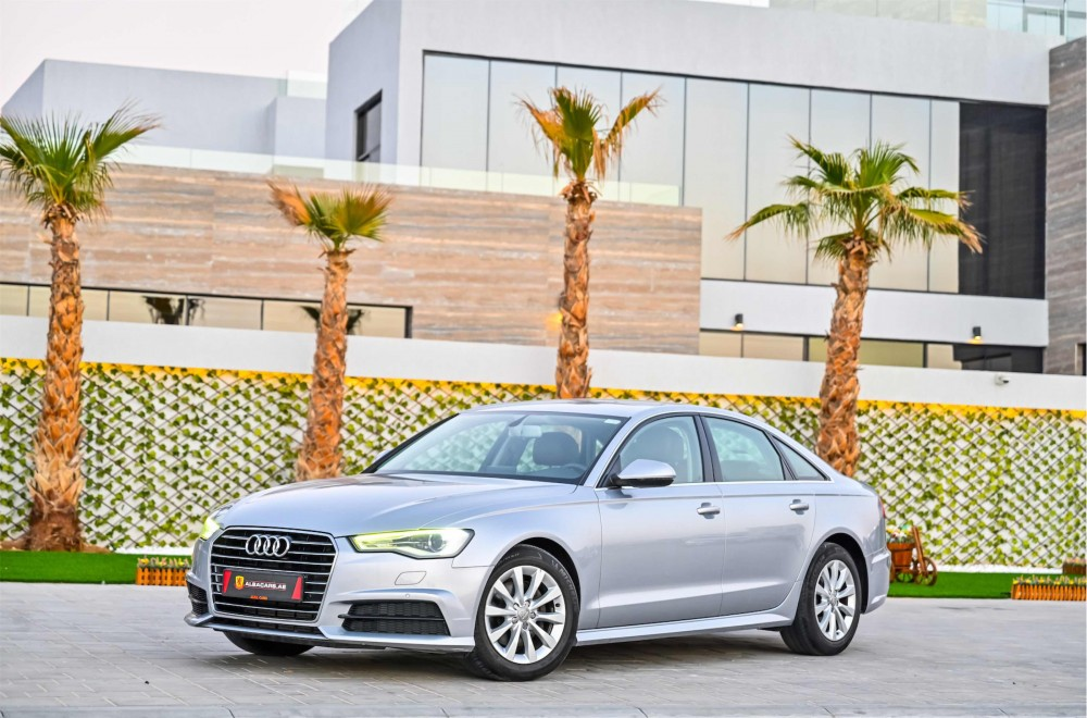 buy second hand Audi A6 35TFSI in UAE