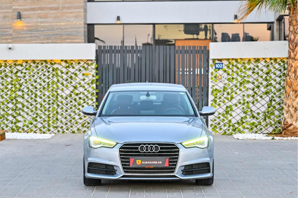 buy pre-owned Audi A6 35TFSI with warranty