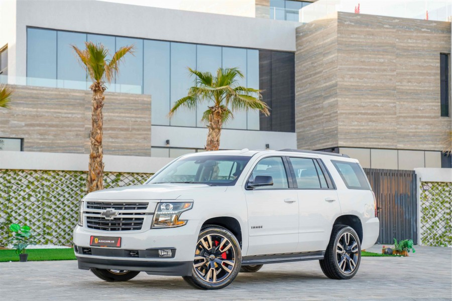 Chevrolet Tahoe RST Performance Package