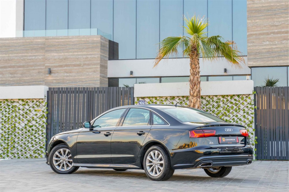 buy certified Audi A6 35TFSI in Dubai