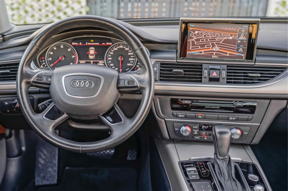 buy used Audi A6 35TFSI in UAE