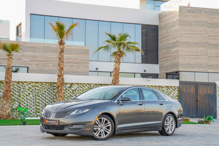 Lincoln MKZ Ecoboost 2.0TC