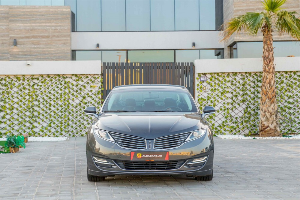 buy second hand Lincoln MKZ Ecoboost 2.0TC without downpayment