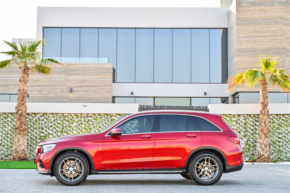 buy approved Mercedes GLC250 AMG with warranty