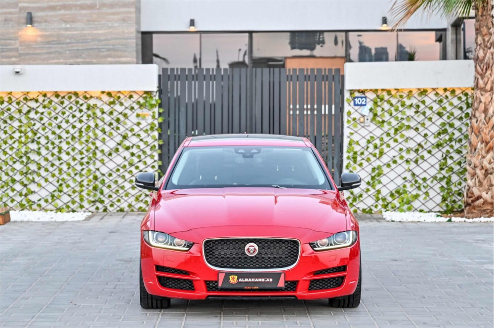 buy used Jaguar XE without downpayment