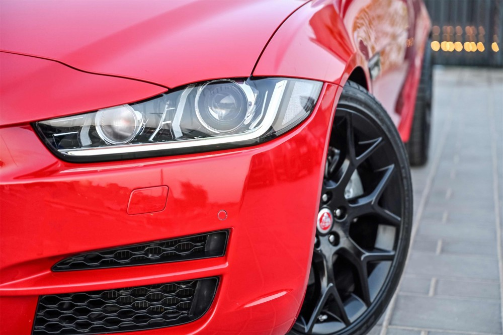 buy pre-owned Jaguar XE without downpayment