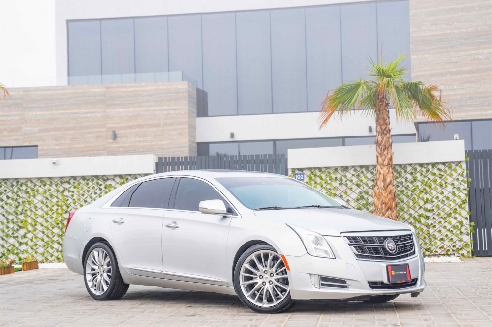buy second hand Cadillac XTS Platinum without downpayment