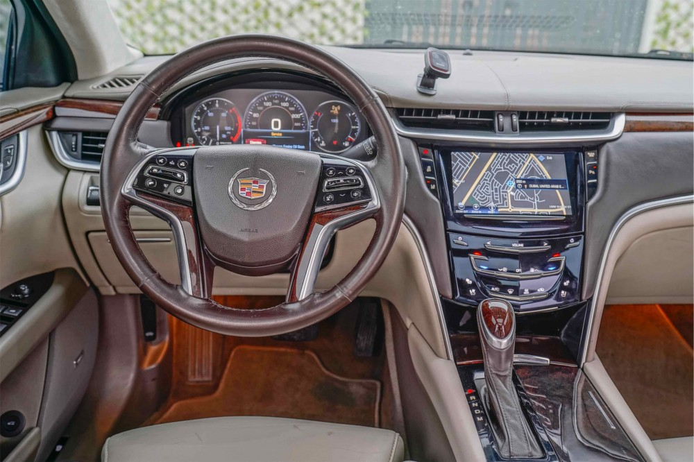 buy approved Cadillac XTS Platinum with warranty