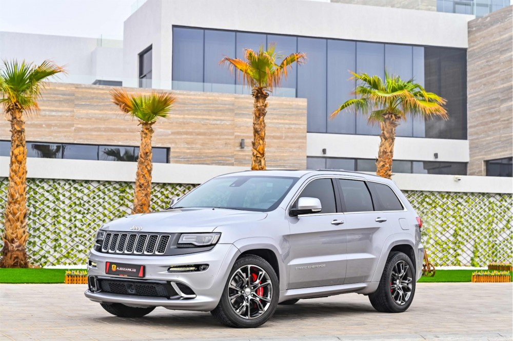 buy used Jeep Grand Cherokee SRT 6.4L without downpayment