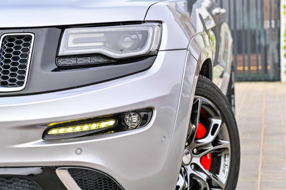 buy approved Jeep Grand Cherokee SRT 6.4L in UAE