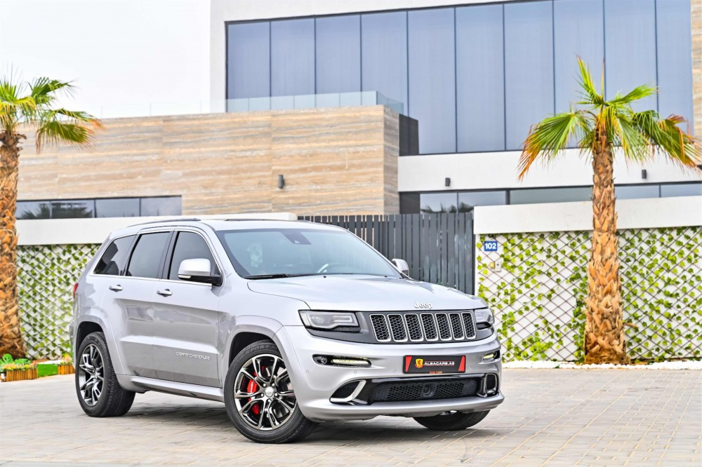 buy approved Jeep Grand Cherokee SRT 6.4L without downpayment