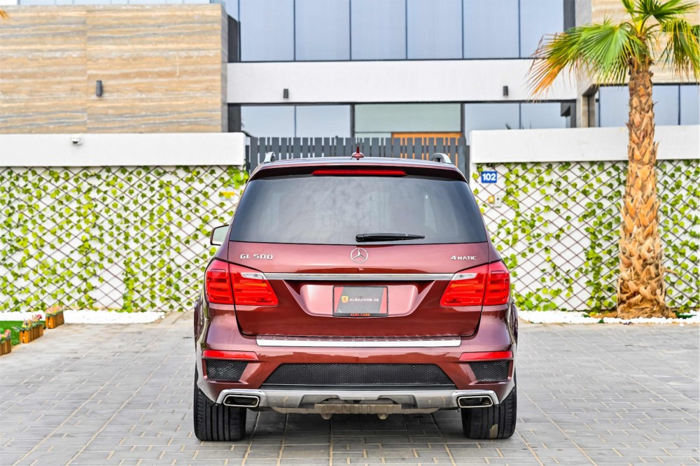 buy used Mercedes GL500 AMG without downpayment
