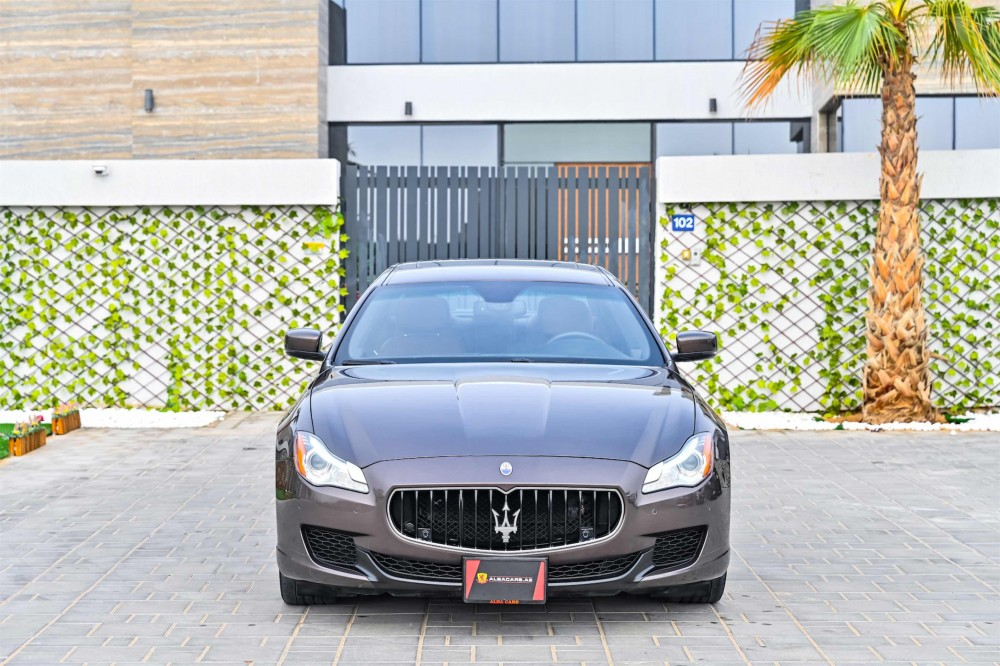 buy approved Maserati Quattroporte in UAE