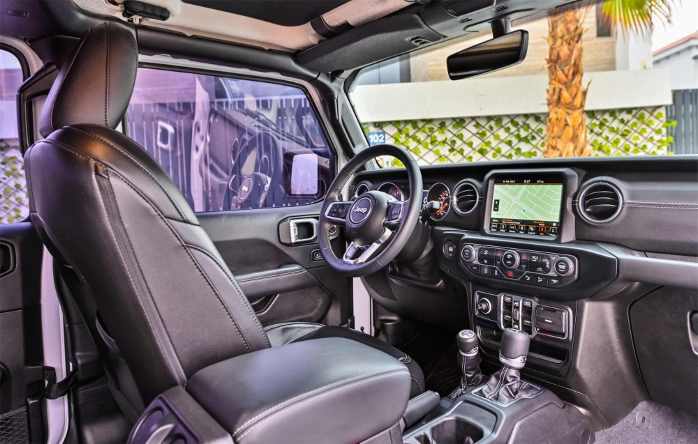 buy certified Jeep Wrangler Sahara Unlimited without downpayment