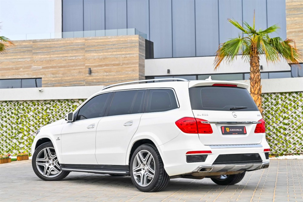 buy second hand Mercedes GL500 without downpayment