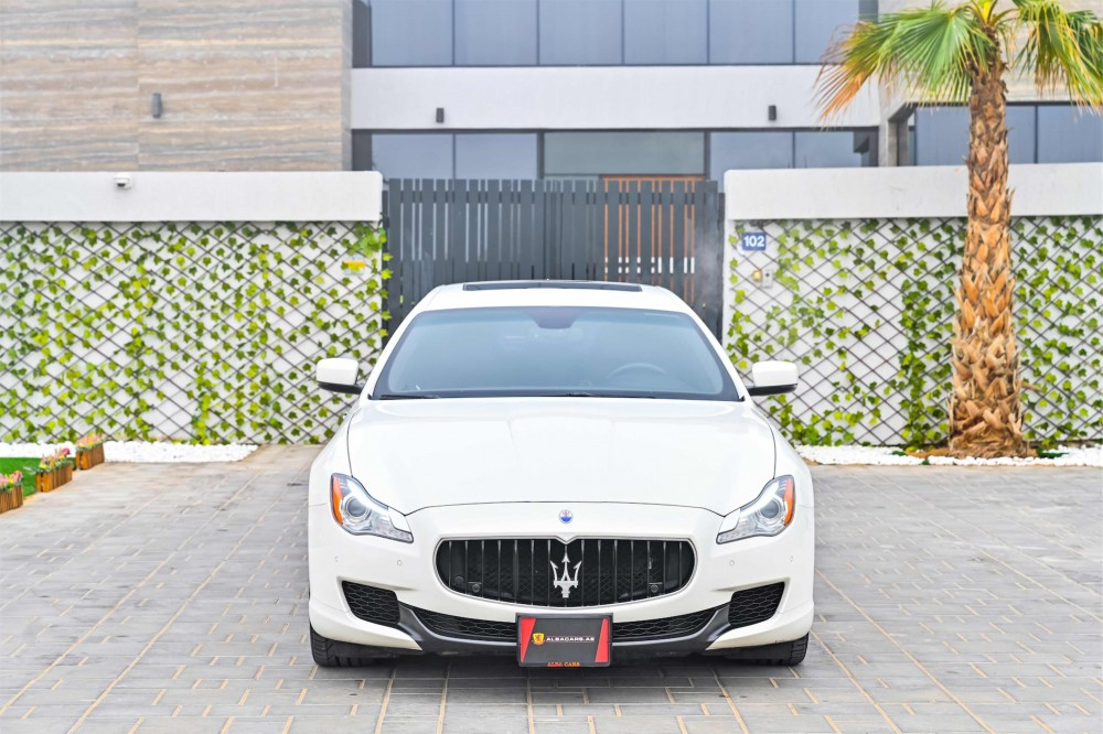 buy used Maserati Quattroporte without downpayment