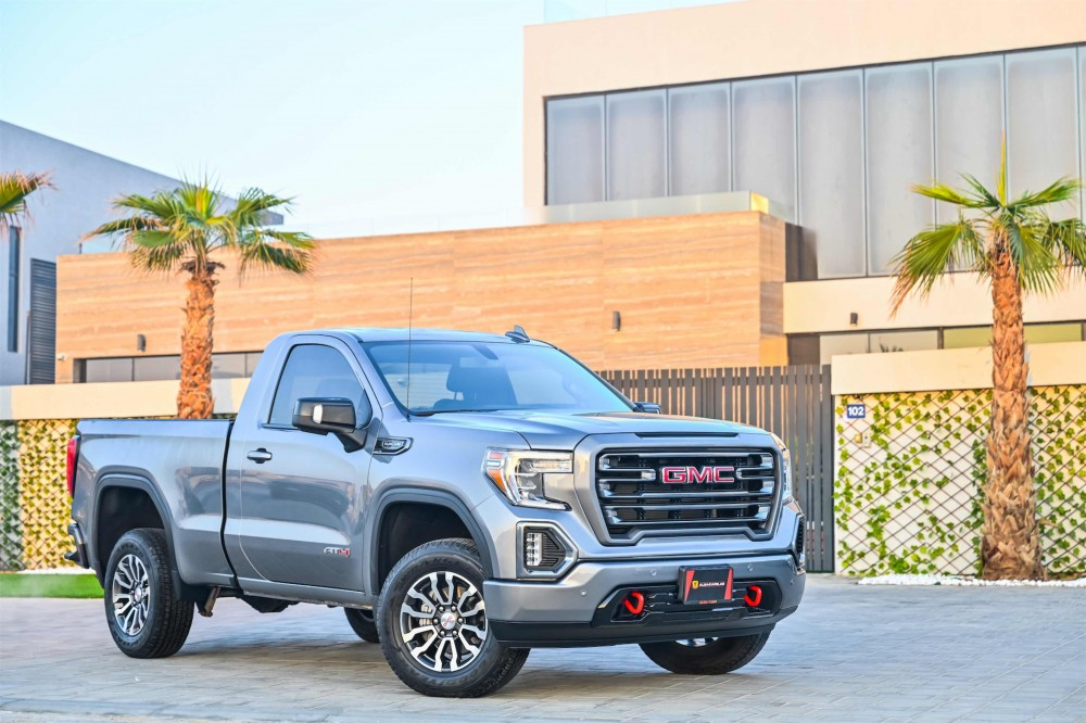 buy approved GMC Sierra V8 AT4 with warranty