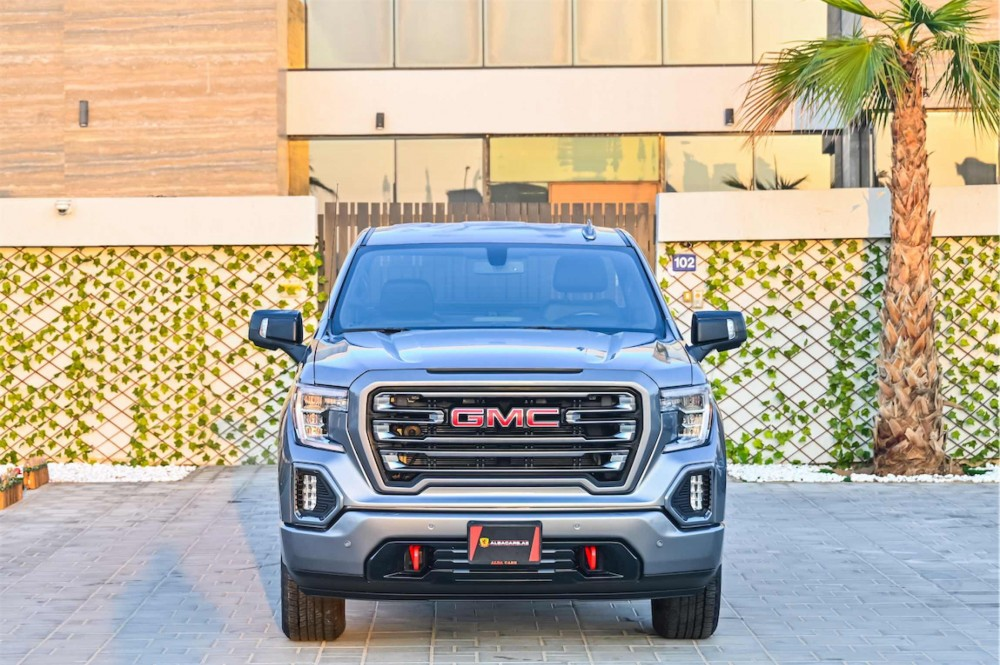 buy pre-owned GMC Sierra V8 AT4 without downpayment