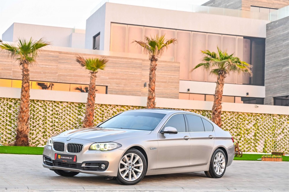 buy approved BMW 520i with warranty