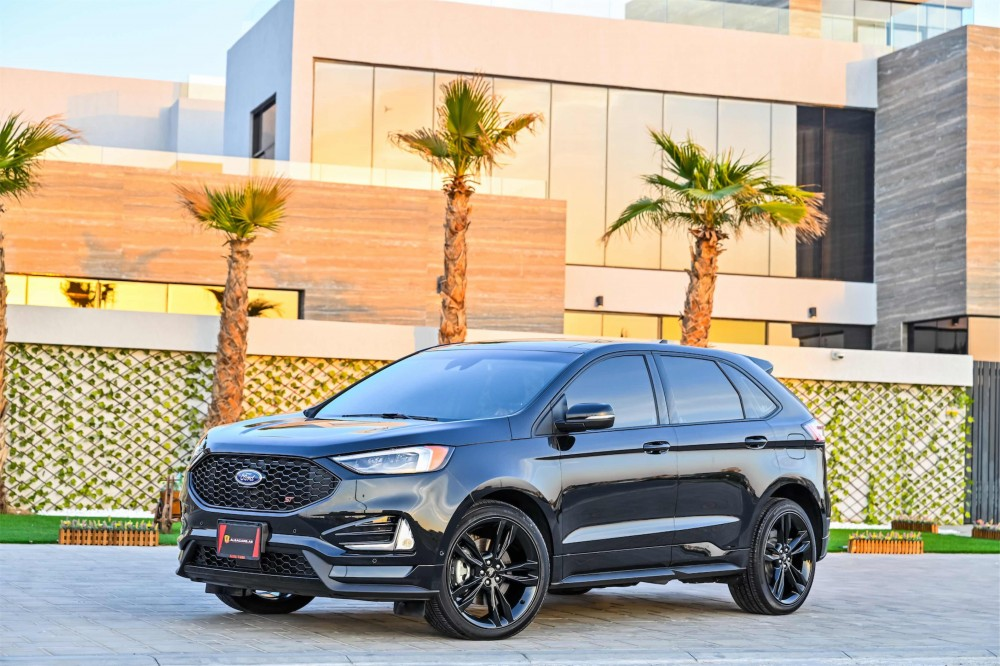 buy second hand Ford Edge ST Performance with warranty