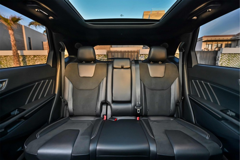 buy certified Ford Edge ST Performance in Dubai