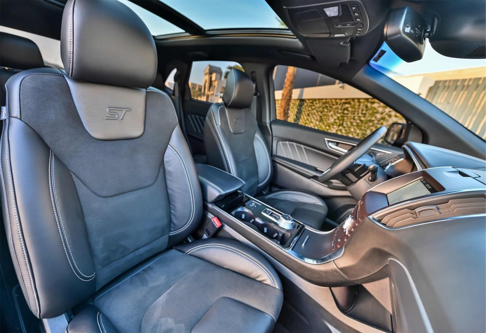buy approved Ford Edge ST Performance with warranty