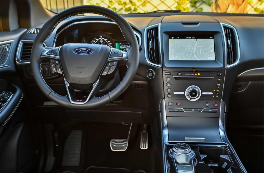 buy used Ford Edge ST Performance in Dubai