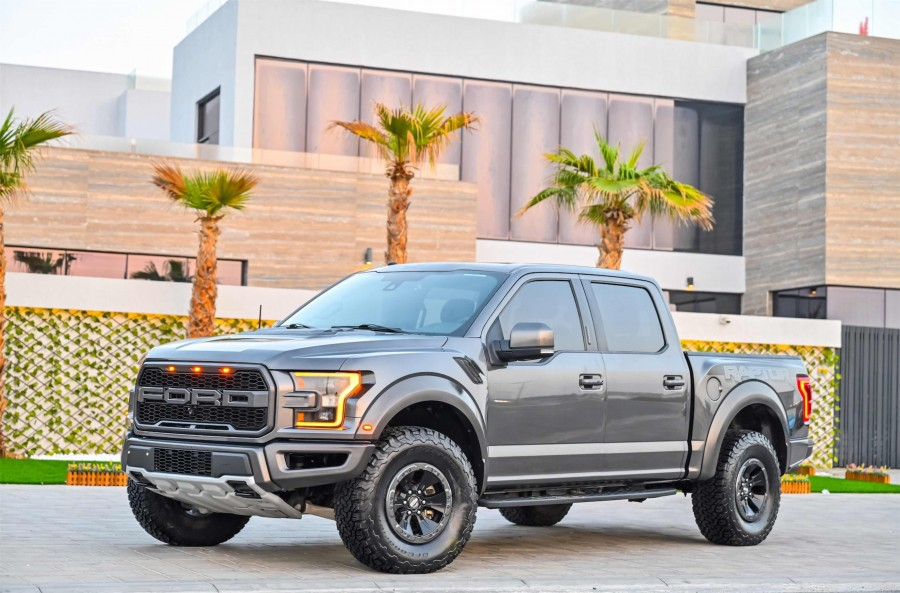 Ford F-150 Raptor Double Cab