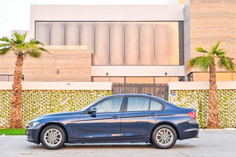 buy approved BMW 316i without downpayment