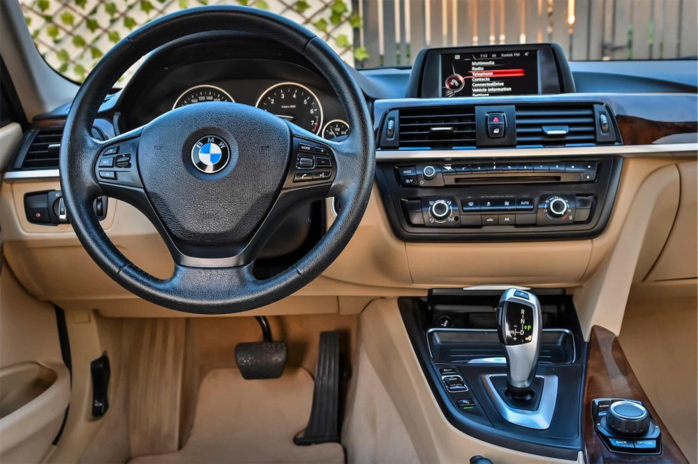 buy certified BMW 316i without downpayment