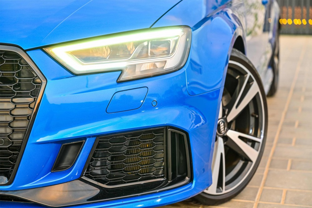 buy certified Audi RS3 without downpayment